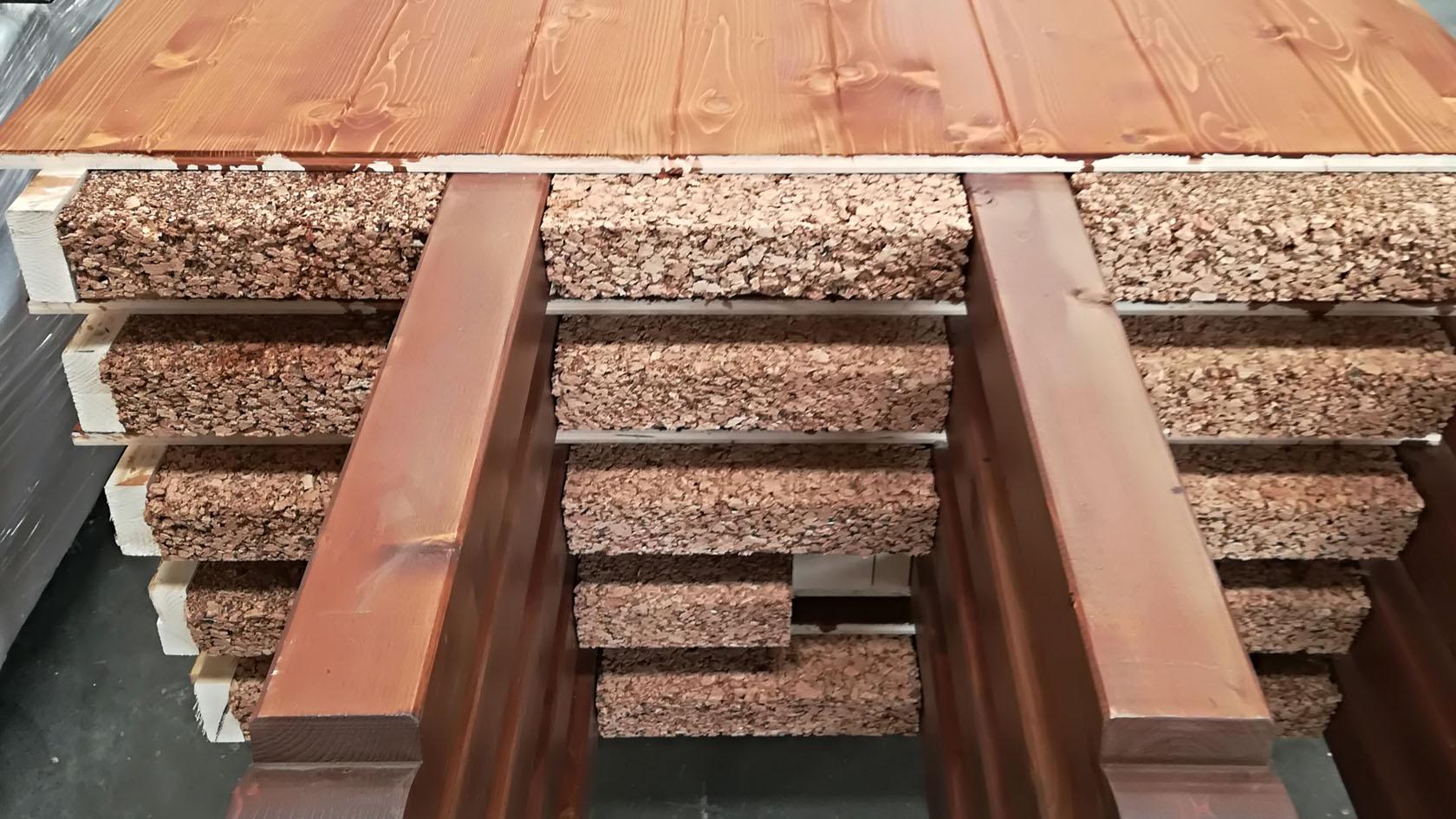 Case prefabbricate in acciaio e legno mariotti prefabbricati for Case in acciaio e legno
