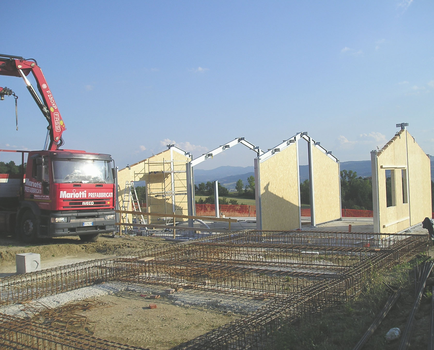 Case Prefabbricate in Legno e Acciaio