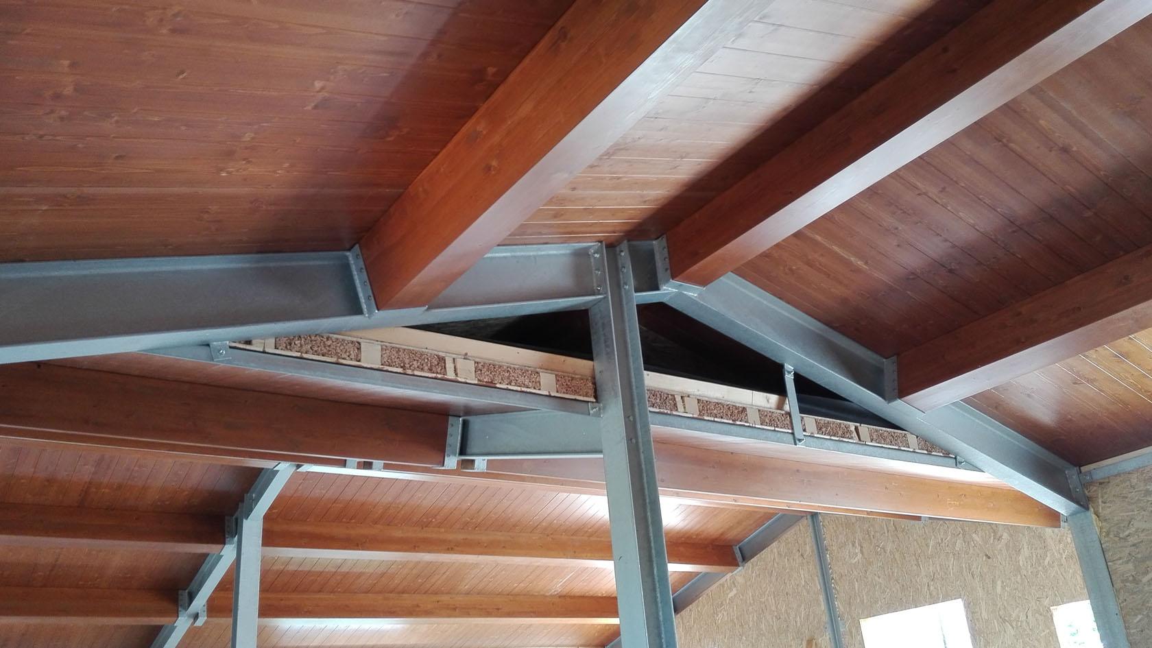 Costo Costruzione Casa Al Grezzo case prefabbricate in acciaio e legno | mariotti prefabbricati