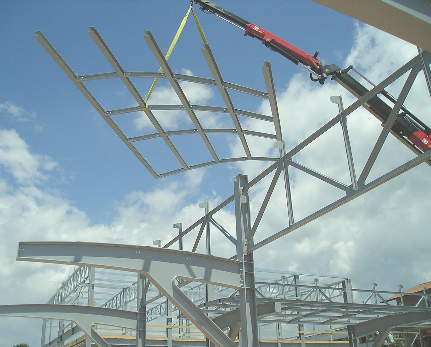 Carpenterie Metalliche per Costruzioni in Acciaio