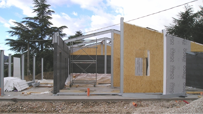 Costruzioni prefabbricate - Mariotti prefabbricati