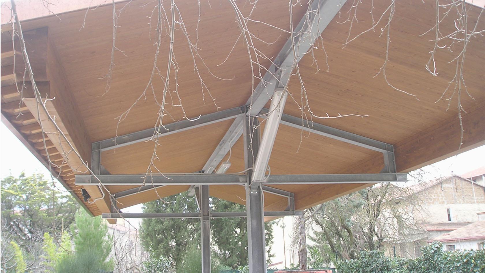 Strutture in legno prefabbricate - Mariotti Prefabbricati