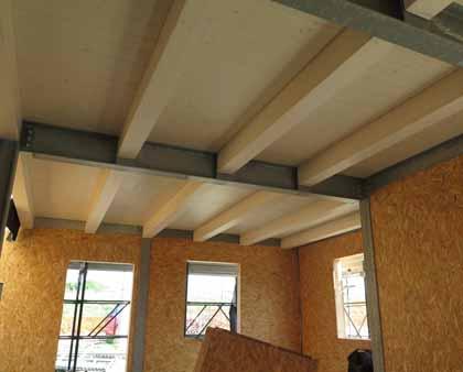 Case prefabbricate in legno e acciaio - Sistema Mariotti Home
